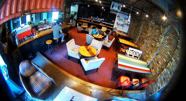 Kameravalvonta ravintola